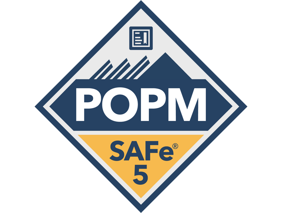 POPM – SAFe Product Owner/Product Manager
